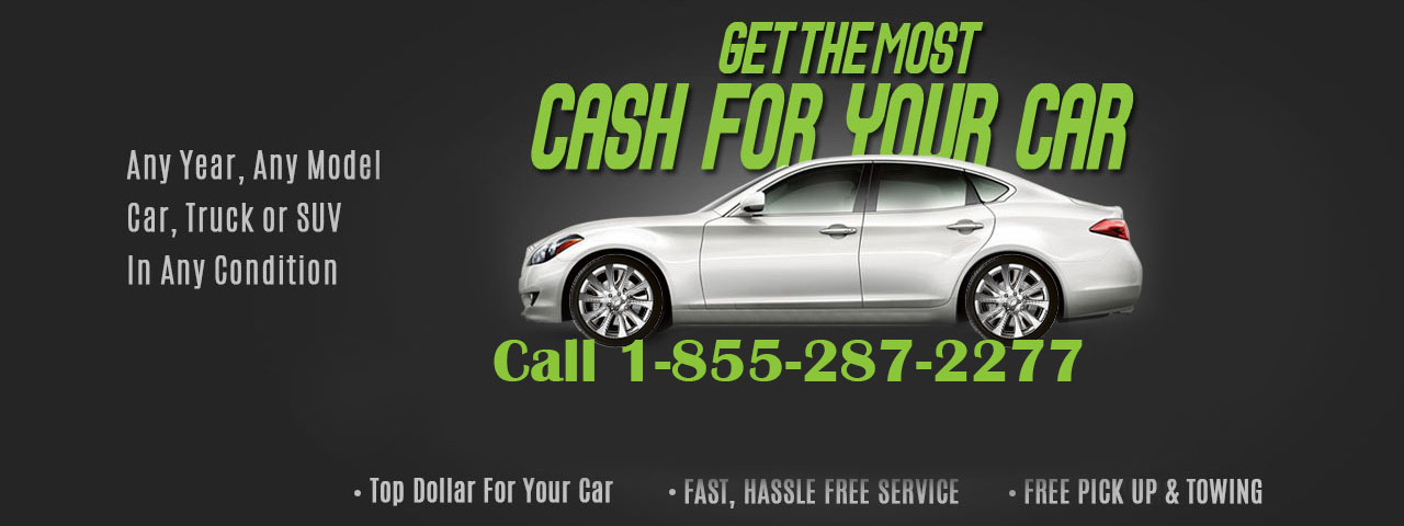 CA Cash For Cars | Turn Your Car Into Cash Today